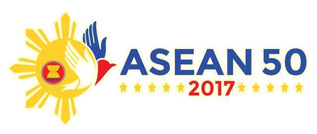 50th ASEAN logo