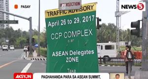 ASEAN summit security
