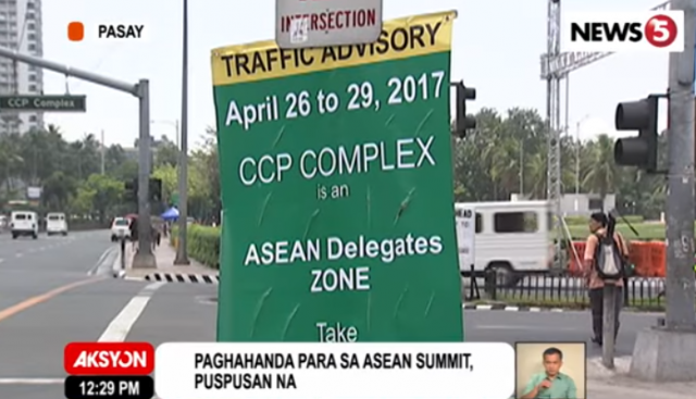 ASEAN summit security