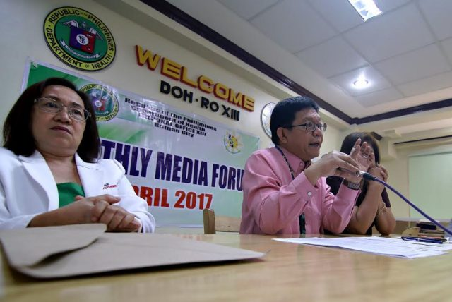 Caraga DOH mental health forum