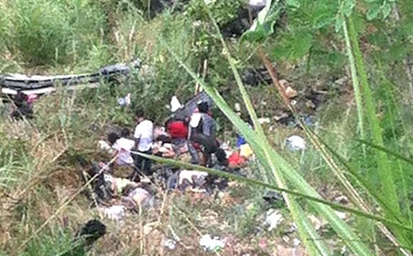 Carranglan bus crash
