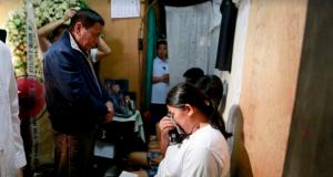 Duterte condoles with fallen soldier's kin