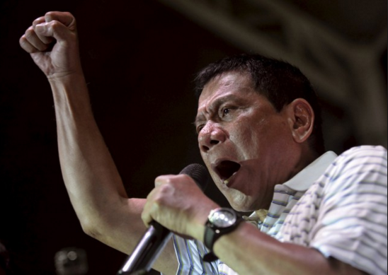 SolGen says he didn't consult Duterte on quo warranto vs Sereno