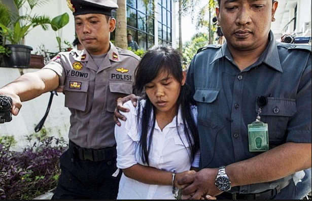 Mary Jane Veloso file photo