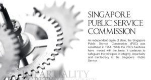 Singapore Public Service Commission