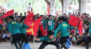 NPA revolutionary dance number