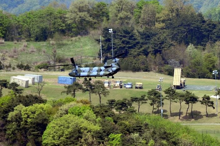 US, South Korea set to revise bilateral missile treaty
