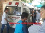 Talayan grenadeblast ambulance