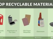 top 5 recyclable items
