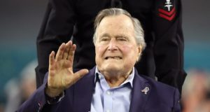 George H.W Bush Interaksyon