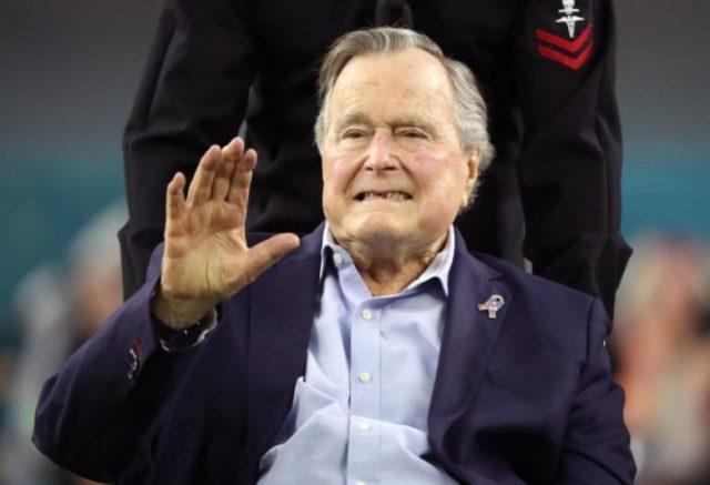 George H.W Bush Interaksyon