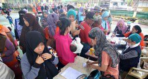 Marawi bakwits medical