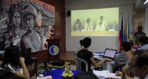 CHR livestream UN meeting