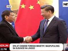Duterte Xi Belt and Road