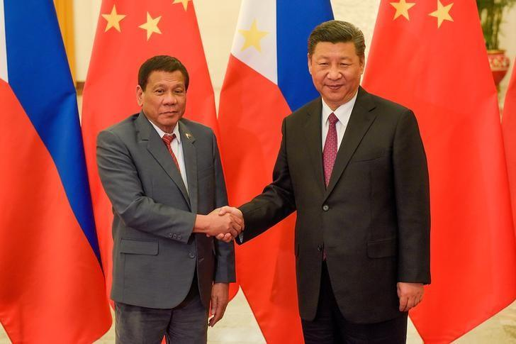Palace says PH is in control on joint exploration with China