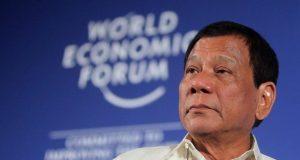 Duterte WEF
