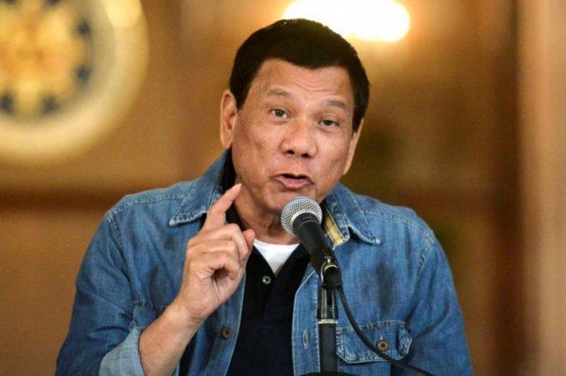 Duterte announces disbandment of tokhang cops