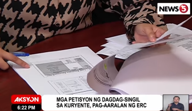 ERC study rate hike petitions