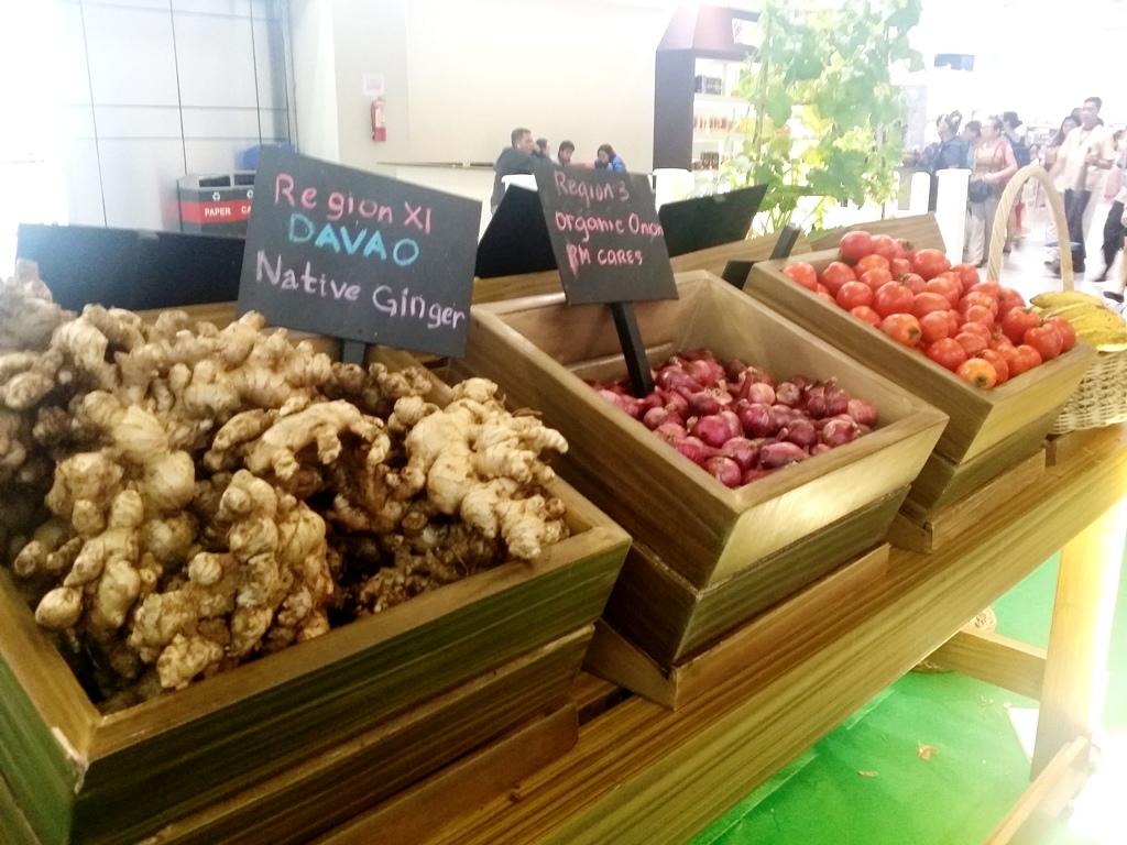 Organic Food In Davao