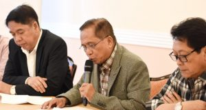 Jesus Dureza peace talks the Netherlands