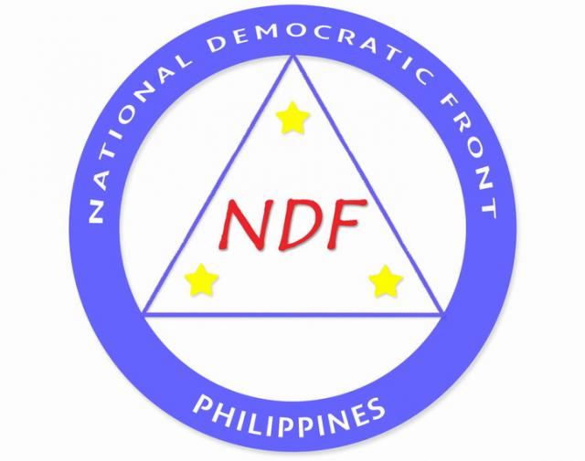 NDFP logo emblem