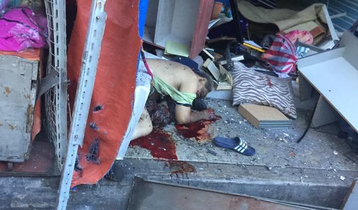 Quiapo blast scene fatality