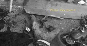 Quiapo blast fatality