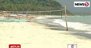 San Vicente beach Palawan