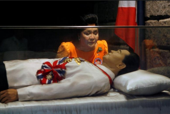 Time to finally lay Marcos burial issue to rest - Palace