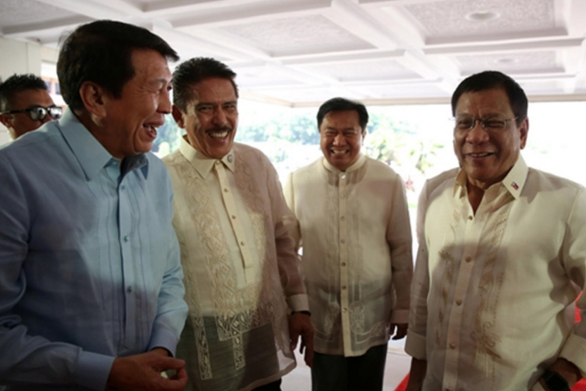 Duterte, Farinas, Sotto, Alvarez