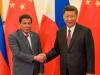 Duteerte Xi shake hands