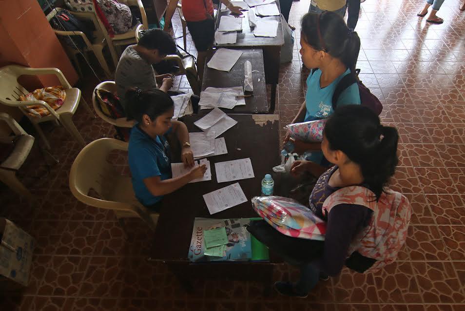 Marawi students pre-departure IIT