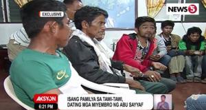 ASG clan Tawi Tawi