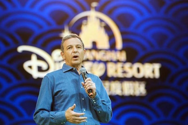 Disney chief says hackers claim to have stolen upcoming