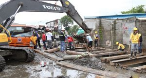 DPWH roadwork