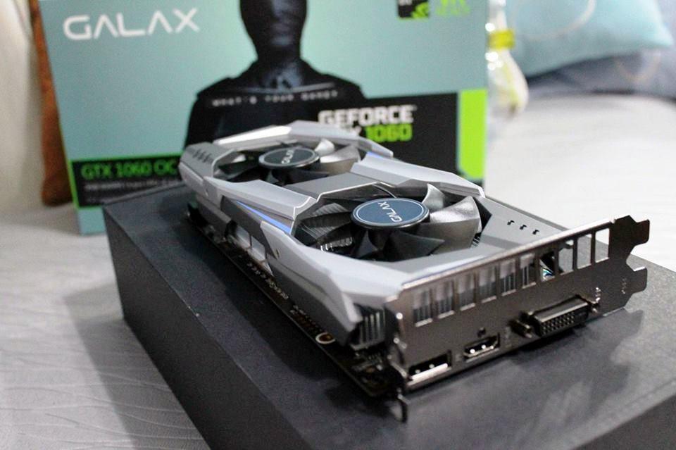 PC HARDWARE   Review: Galax GTX 1060 OC 3GB - Interaksyon
