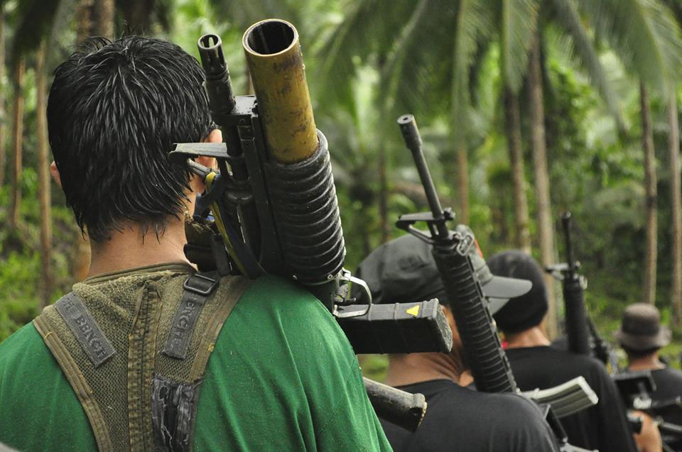 Philippine rebels declare own Christmas truce