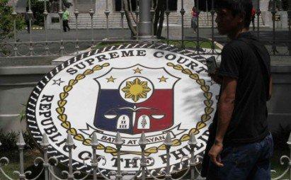 Supreme Court marker