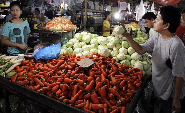 Vegetables Interaksyon