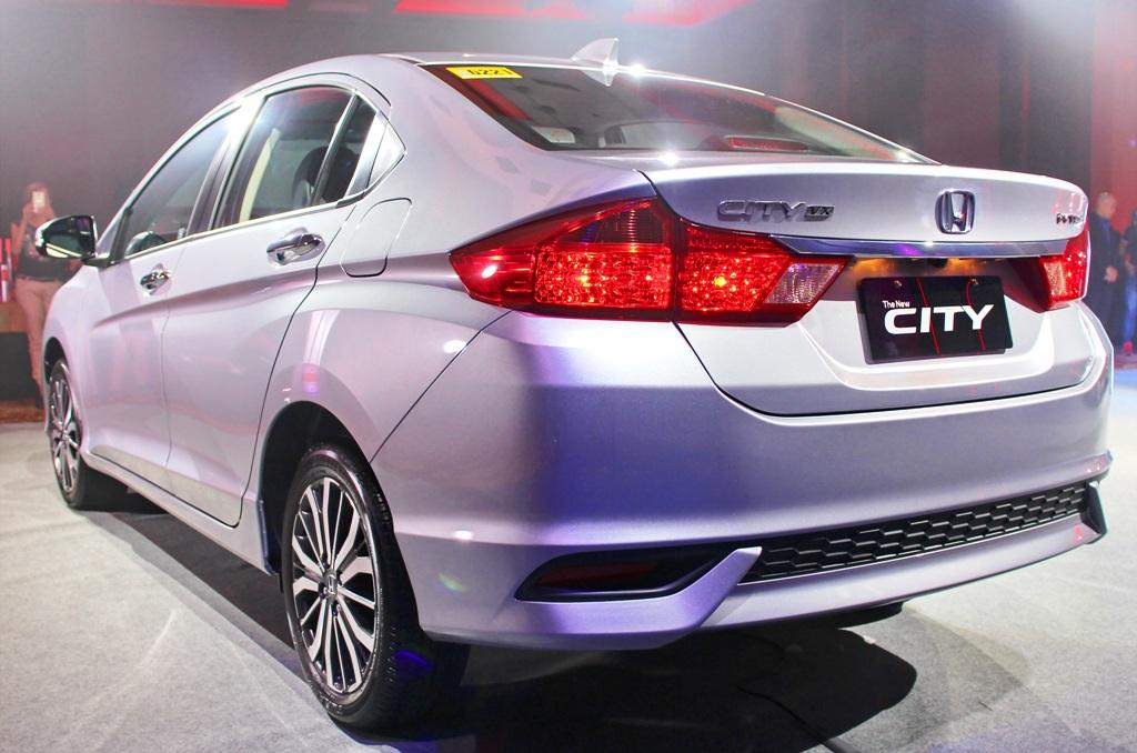 Honda Debuts Refreshed City Interaksyon