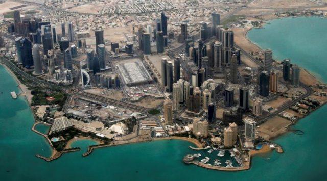 Doha Qatar diplomatic quarter