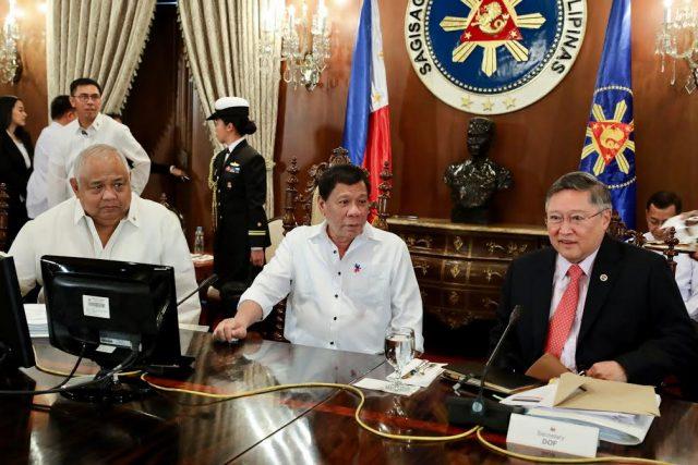Duterte Medialdea Dominguez
