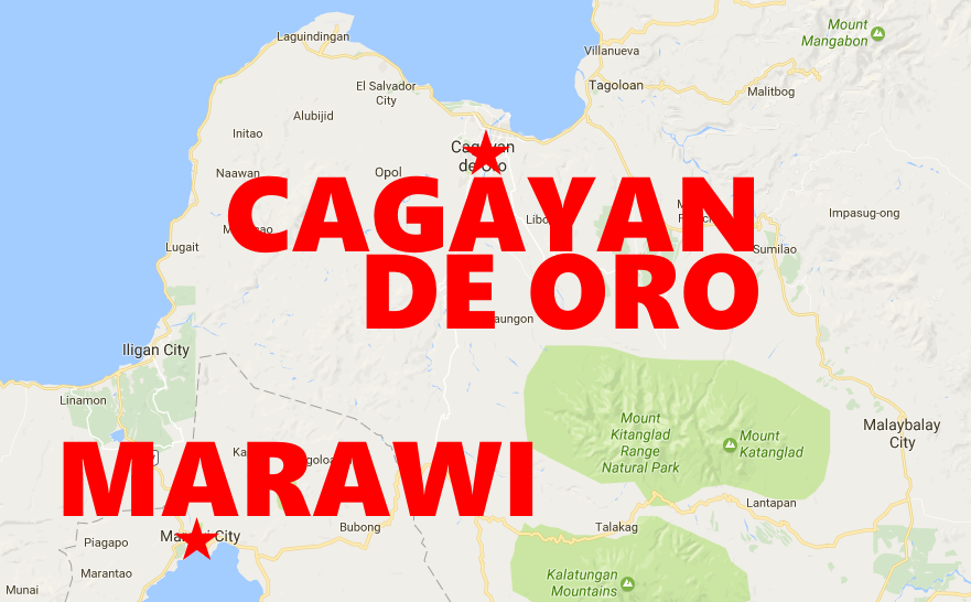 Cdo Lawmakers Lawyers Buck Transfer Of Maute Cases To Their City