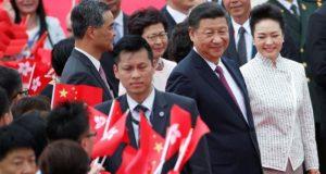 Xi Jinping HK anniv