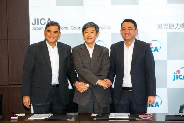 Maynilad inks P10.8-B loan deal with JICA, 3 Japan banks - Interaksyon