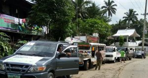 Stalled Kalinaw relief convoy Marawi