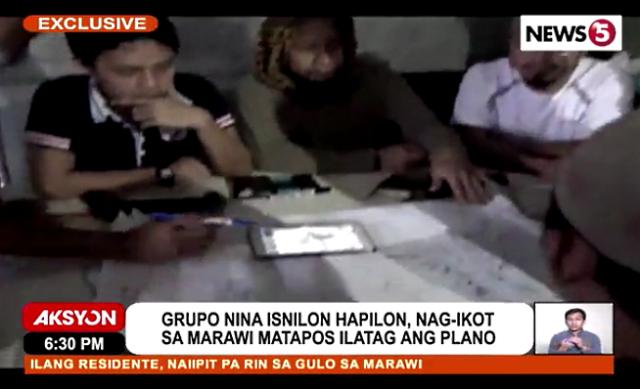 Marawi planning video