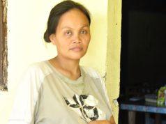 Marawi evacuee Asmilah Dimaampao