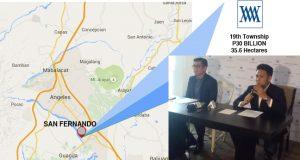 Megaworld Pampanga township project
