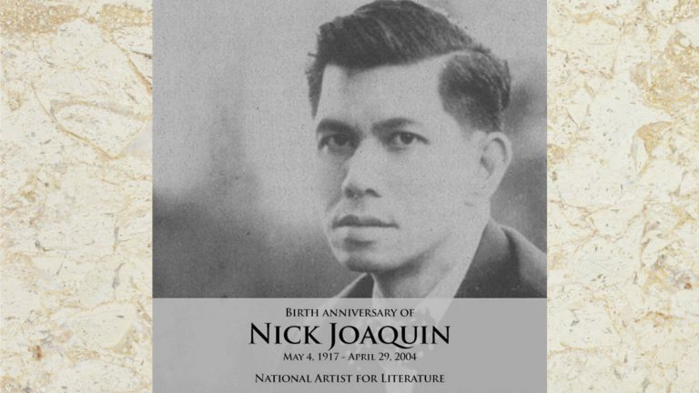 """list the characters of summer solstice by nick joaquin Critical literature 13 effect on self-realization and character development magnifies the country's the summer solstice by nick joaquin""""."""